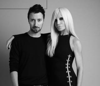 News | Antony Vaccarello Takes On Versus Versace
