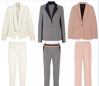 Trend Report | Block-Colour Trouser Suits