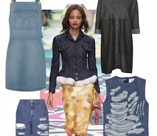 Trend Report | The New Denim