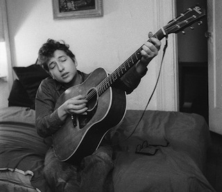 Portrait Of An Icon | Bob Dylan: NYC 1961 – 1964