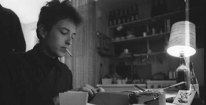 Bob Dylan Slide