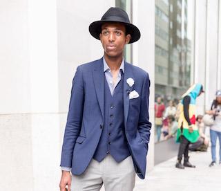 LC:M | SS16 | Street Style @ MAN