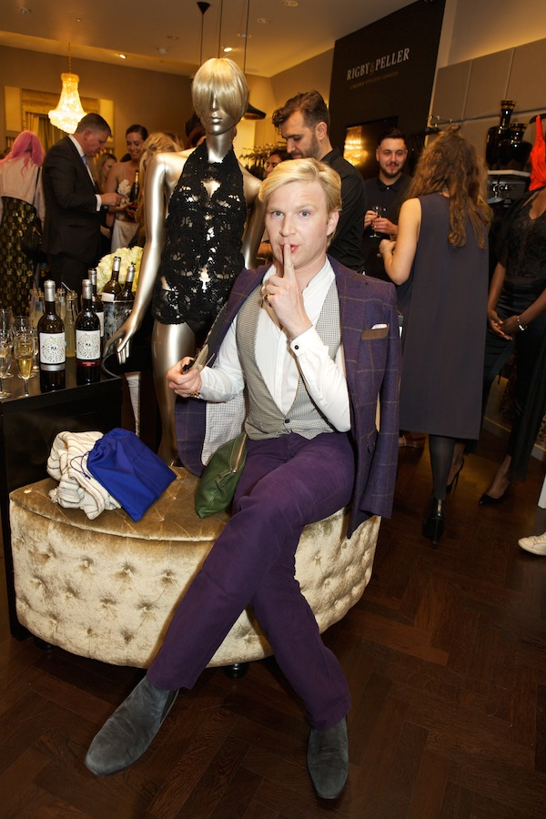 "Rigby & Peller celebrate re-launch of iconic Knightsbridge store with ""The Art of Lingerie"" private party"