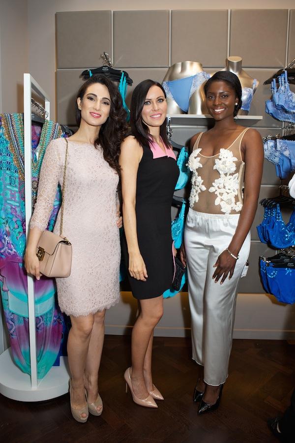 R&P_XXX, Linzi Stoppard and Maison Lejaby Models