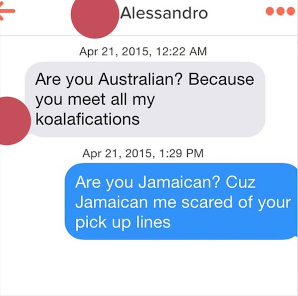 Tinder Nightmares