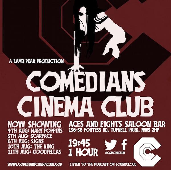 Camden CCC poster