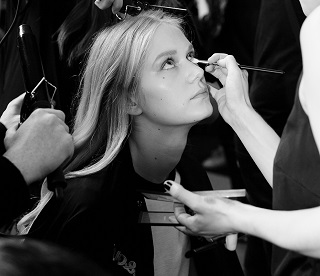LFW SS16 | Day 1 | Backstage @ Jean-Pierre Braganza