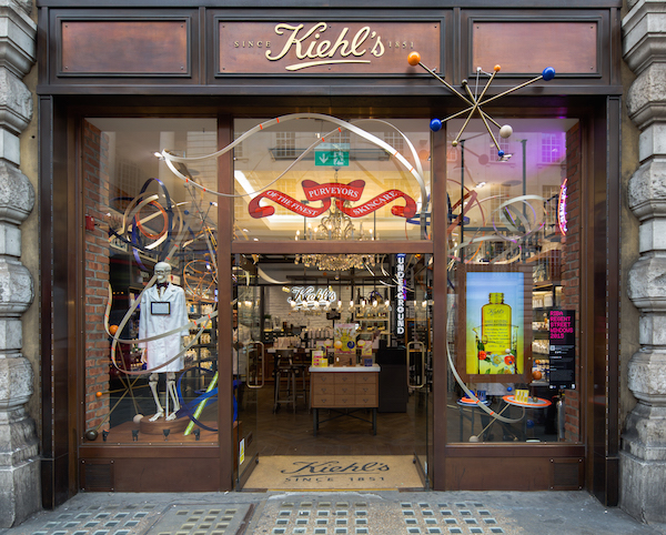Michaelis Boyd Associates with Kiehl's - 2