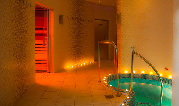 Titanic Spa Heat & Ice Experience