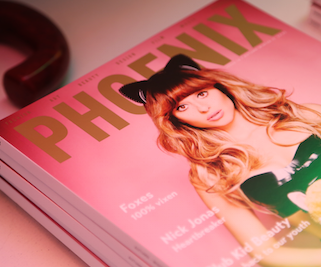 Party | The Manual And PHOENIX POP Issue Launch