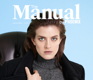 Editor's Letter   The Manual January Issue
