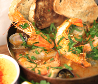 Recipe Of The Month | Bouillabaisse