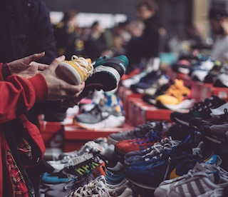 Fix Up, Look Sharp | 'Laces Out!' Trainer Festival Hits Liverpool