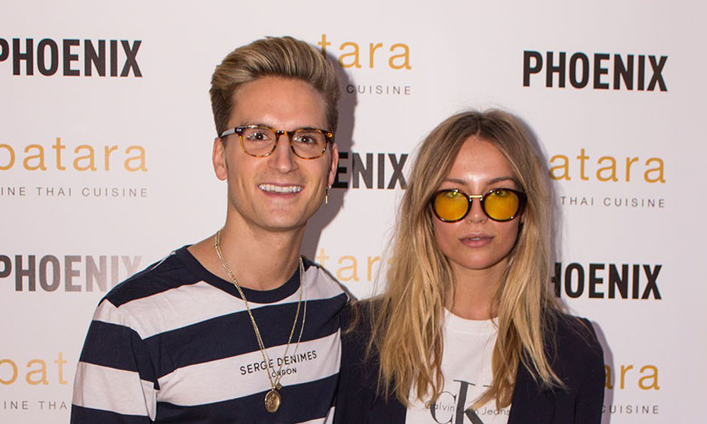 PHOENIX magazine relaunch influencer's dinner