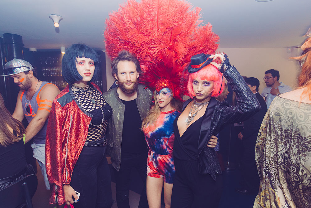 PARTY PEOPLE | JPR MEDIA GROUP 2ND ANNIVERSARY, CIRCUS, LONDON