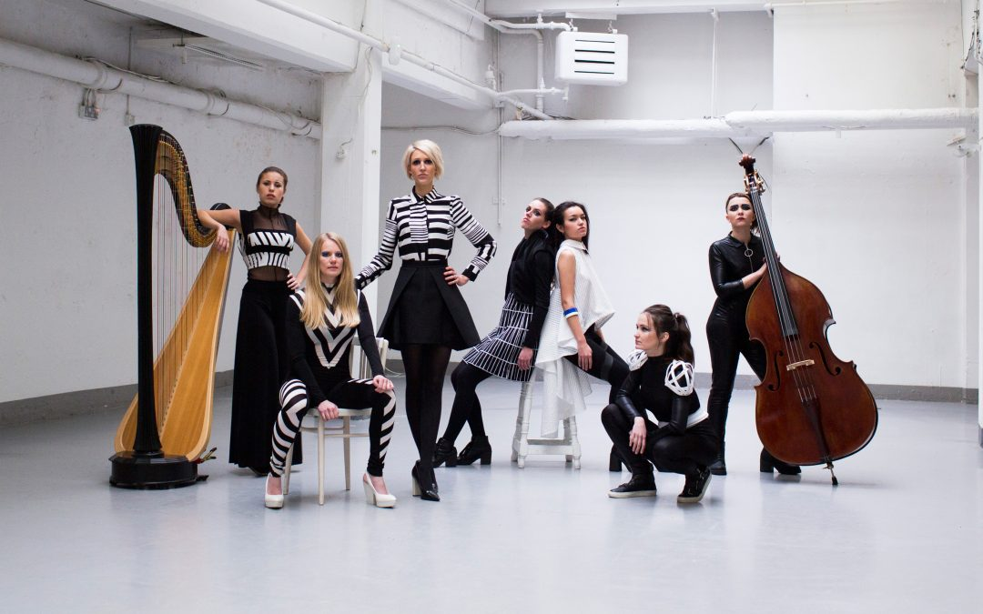 Kate Simko Takes the London Electronic Orchestra to the Royal Albert Hall