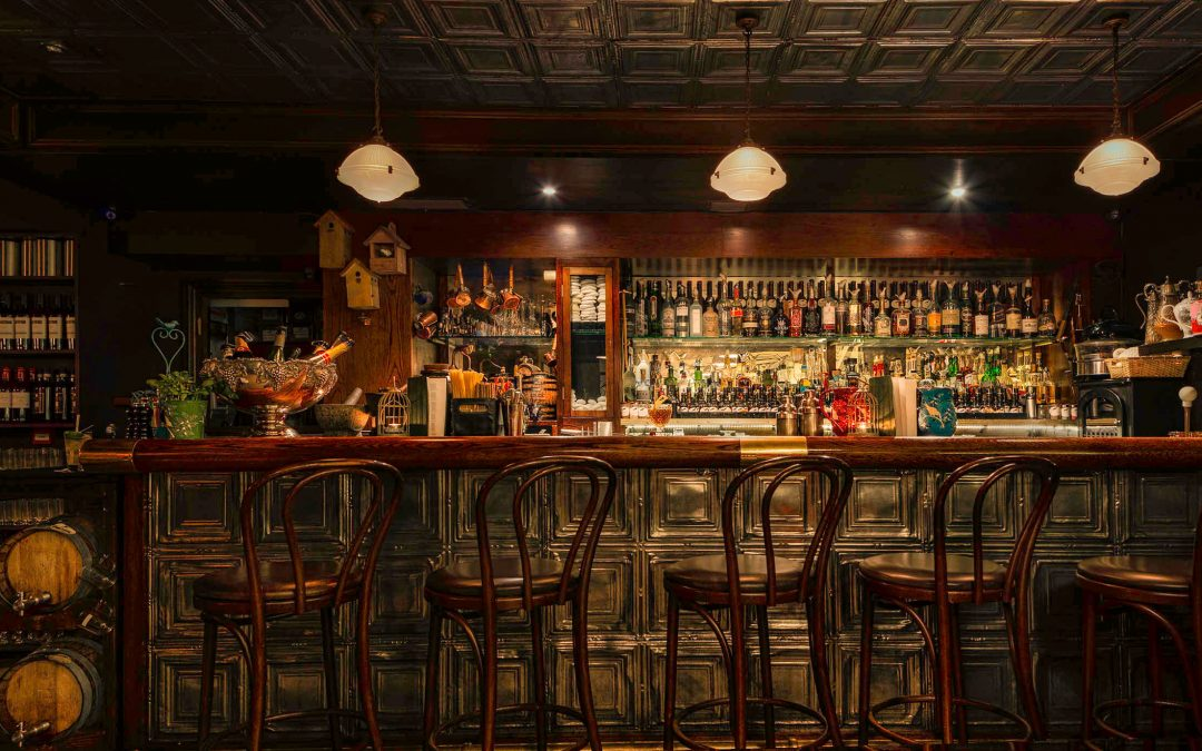 Five of the Best Hidden Bars in London