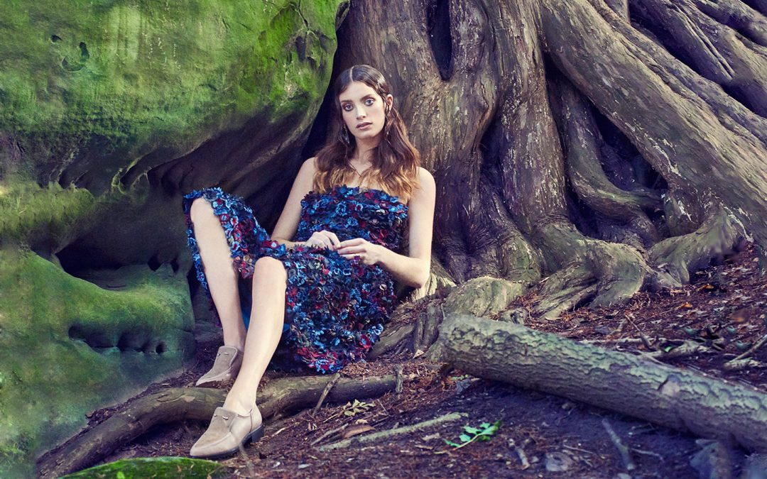Get Back to Nature with Our Folklore-Inspired Fashion Story