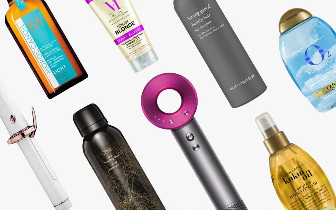 12 Hair Products You Need for 2017