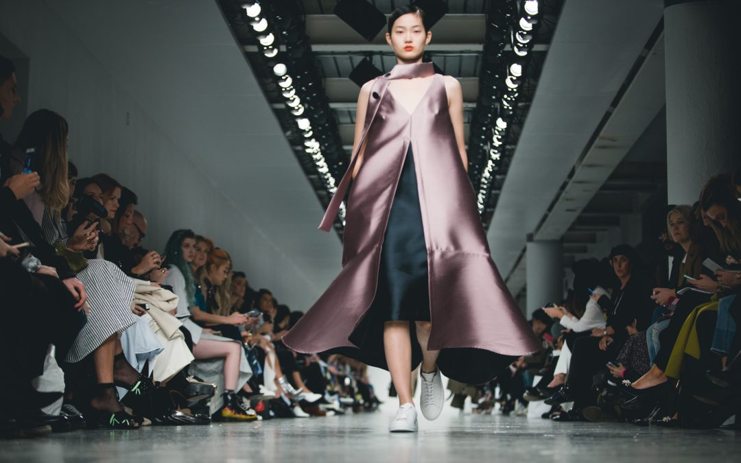 The Devil Is In The Details With Eudon Choi at London Fashion Week AW17