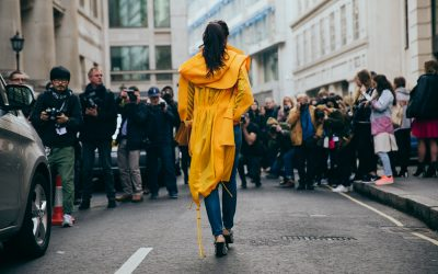 Meet the Most Stylish Show-Goers from Day 2 of London Fashion Week AW17