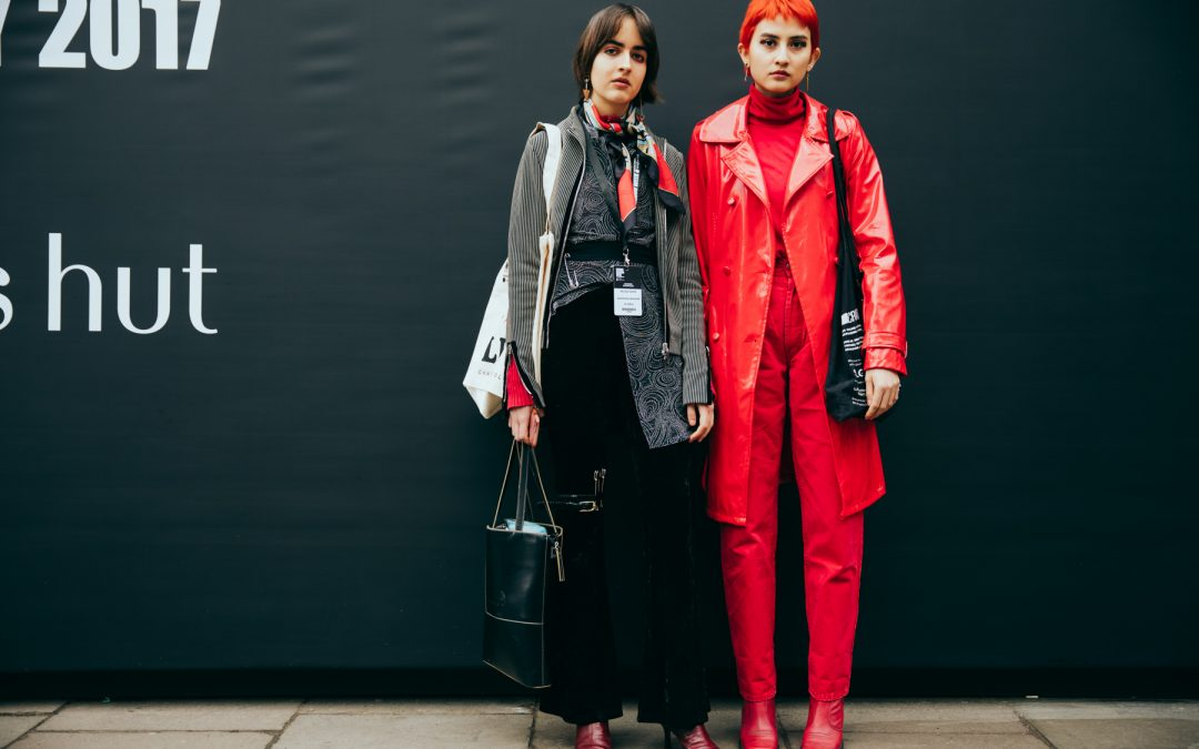 Meet the Most Stylish Show-Goers from Day 4 of London Fashion Week AW17