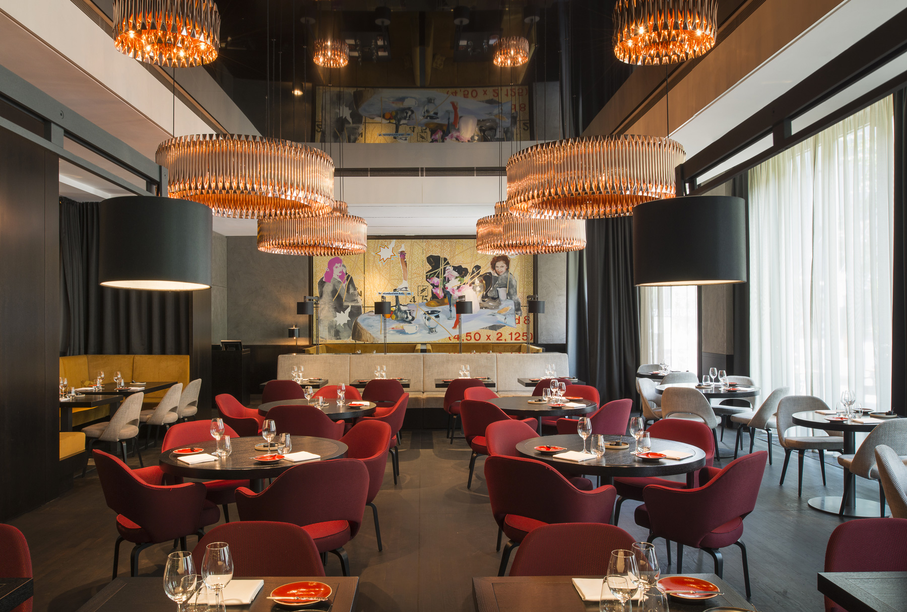 ... Day Exploring The City We Attacked Some More Fine Dining In The Shape  Of Le Faubourg At Sofitel Berlin Kurfurstendamm. This Innovative French  Restaurant ...