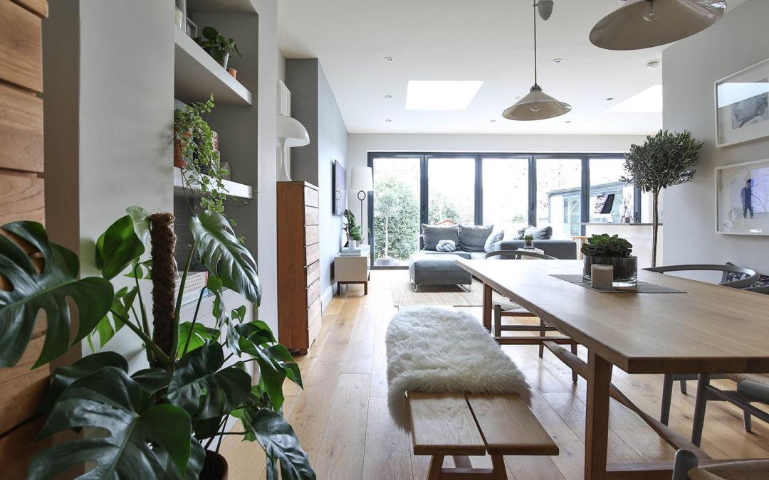 Interior Designer Nikki Rees On How She 'Slow-Designed' Her Dream Family Living Room