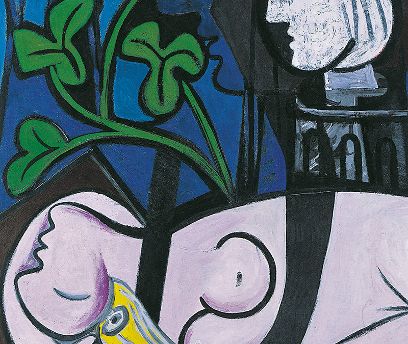 On View Now: How and Why Picasso's Summer of Love and Personal Reflection, 1932, Fuelled His Love of the Female Form