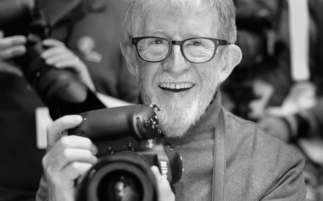 """Sometimes Cruel, But Still Exciting:"" Legendary Catwalk Photographer Chris Moore on His Incredible Six Decade Career"