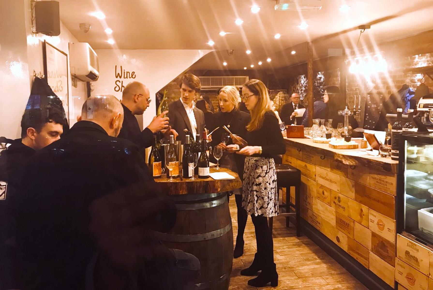 Wine-tasting-at-Le-Cellar