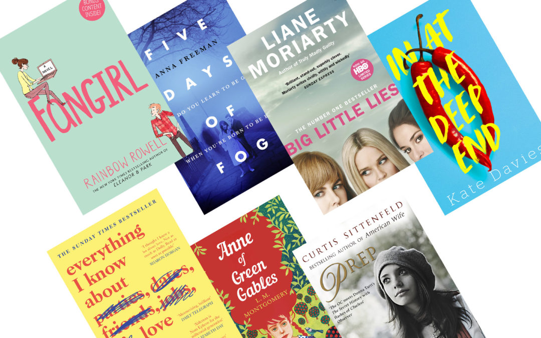 7 of the Best Books About Female Relationships for International Women's Day