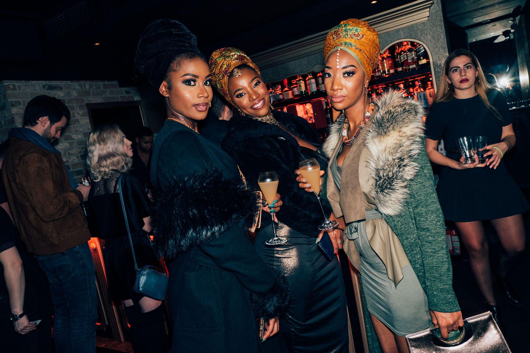 31b97f21178 PHOENIX Celebrates London Fashion Week AW19 with Party at Kadies