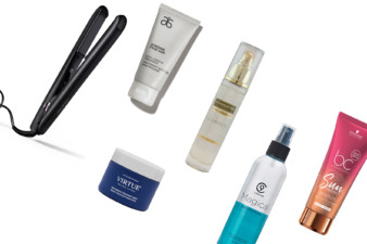 Hair SOS: Hero Products to Summer-Proof Your Tresses