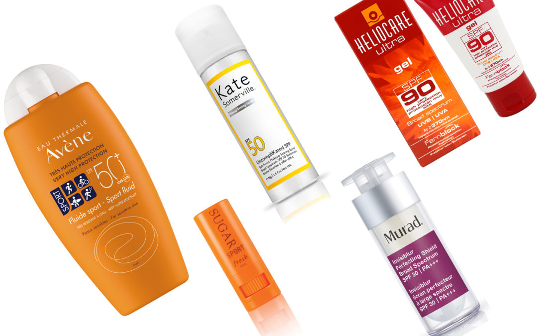 Shield Your Skin With the Beauty Editor's Favourite SPFs