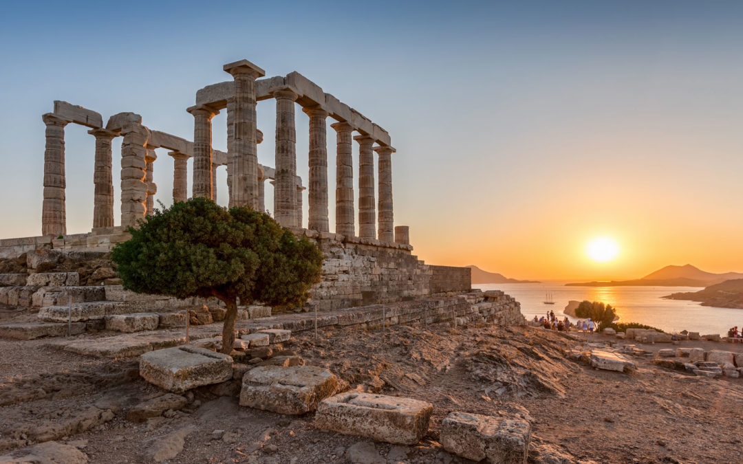 See Greece From a Different Point of View on the Athens Riviera
