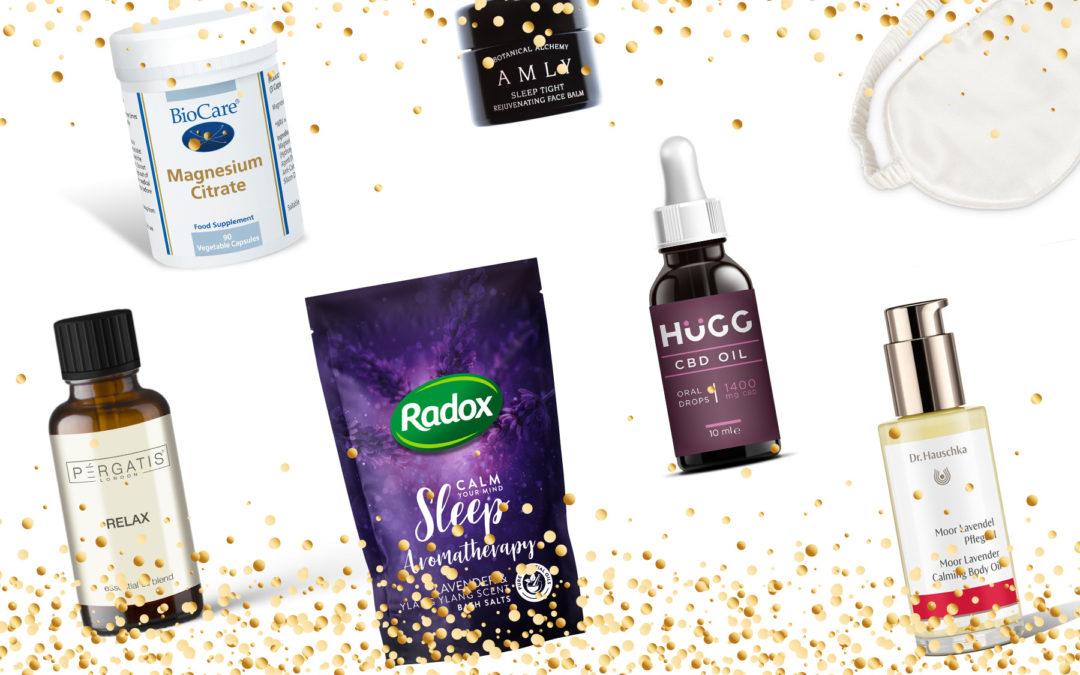 The Big Sleep: Get a Good Night's Kip with the Beauty Editor's Nighttime Saviours