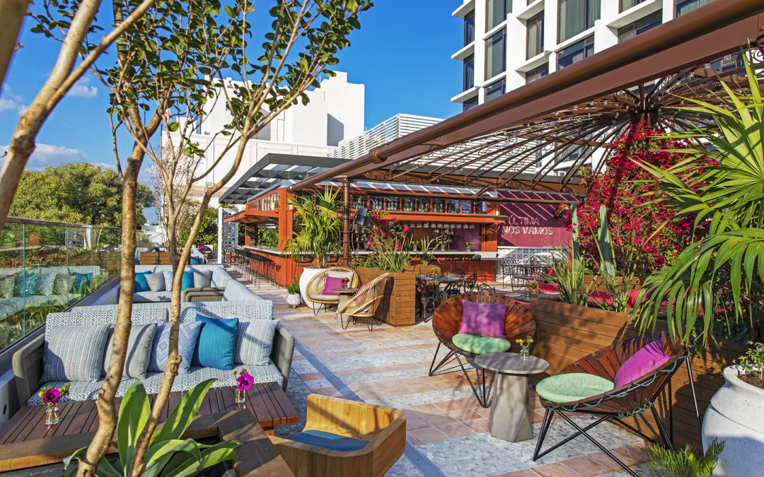 Say Hello to Moxy South Beach: Is this the Ultimate Post-Pandemic Millennial and Gen-Z Getaway?