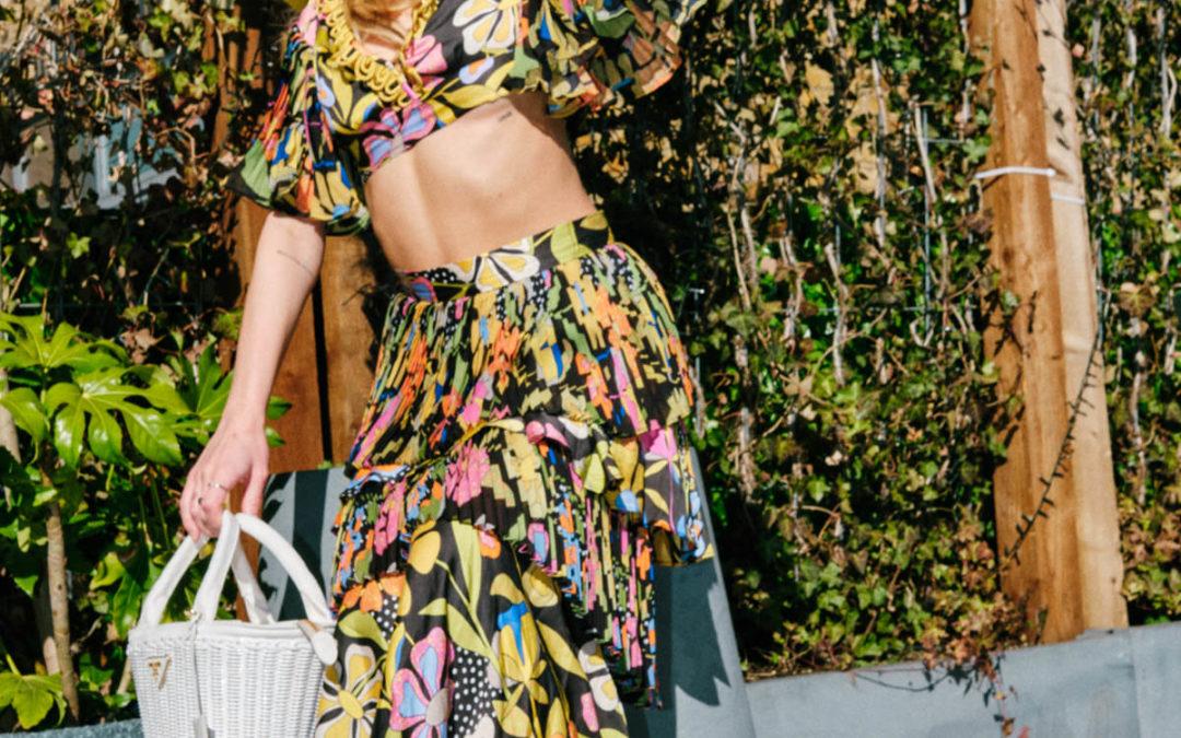 Postcard from LA: We Meet Model Delilah Belle Hamlin